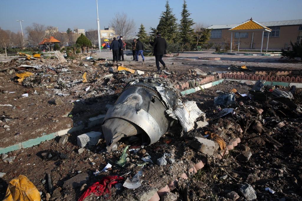 五角大楼:乌克兰坠毁客机是遭伊朗地对空导弹击落
