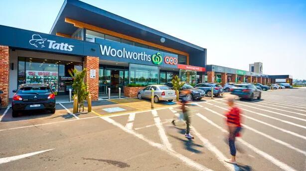 Woolworths拟1.3亿出售4处购物中心
