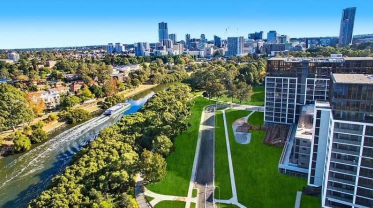 Parramatta成为最适合首次置业者的地区