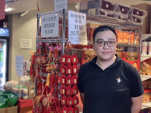 病毒恐慌重创澳洲华人区的小生意