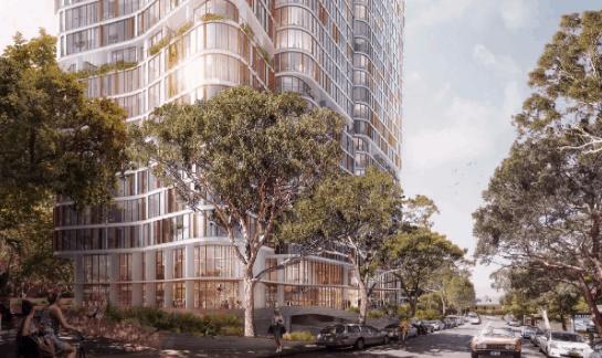 上海升龙澳洲子公司打造悉尼最佳塔楼