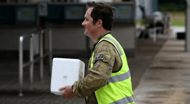 【快讯】澳洲隔离所再现一名疑似病例,皇家空军已紧急行动!