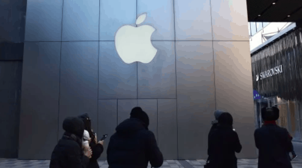 苹果公司宣布关闭中国所有门店直至2月9日