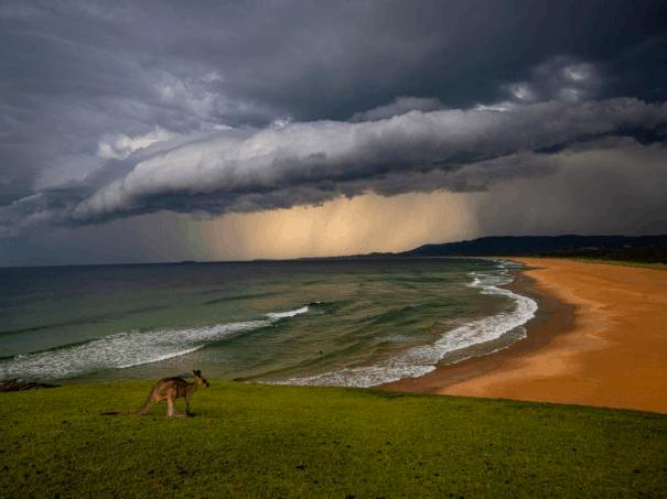 悉尼本周末将迎四年来最大暴风雨