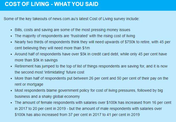 澳洲底层人民生活有多苦!扣除房贷账单,一下回到解放前