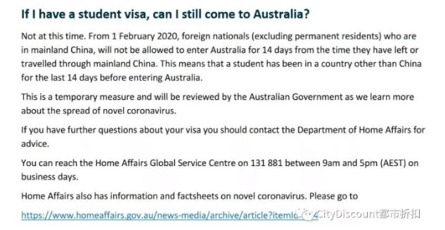 """""""曲线回澳"""",工夫已白费;澳洲政府开始取消临时签证"""
