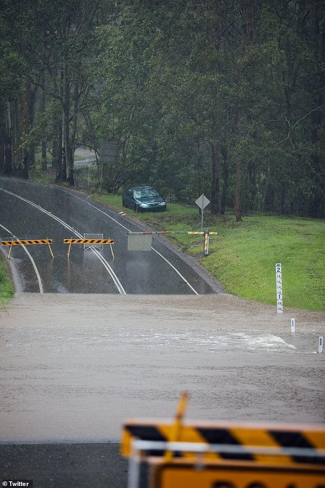 悉尼週末仍有风雨! 停电区域要等到週日才能全数完成修缮