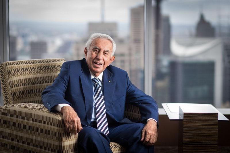 悉尼公寓大王Harry Triguboff呼吁中国帮助澳大利亚解决疫情