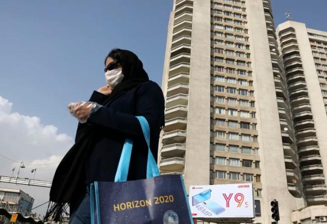 高官死于新冠,伊朗成为全球死亡率第二高