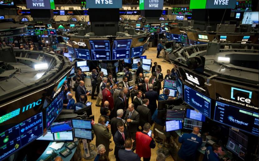 【每日盘迅】美股的探照灯级别回光返照?疫情恶化股市大涨说不通!