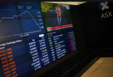今天,投资者重拾信心 澳股反弹澳元回稳