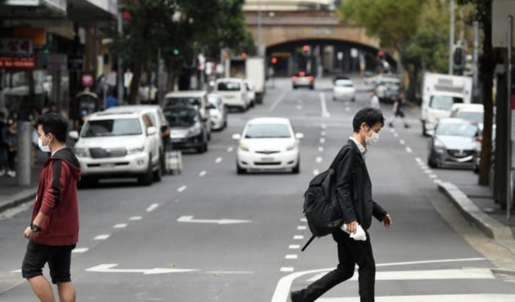 悉尼商家违法防疫新规 成为首个被罚案例