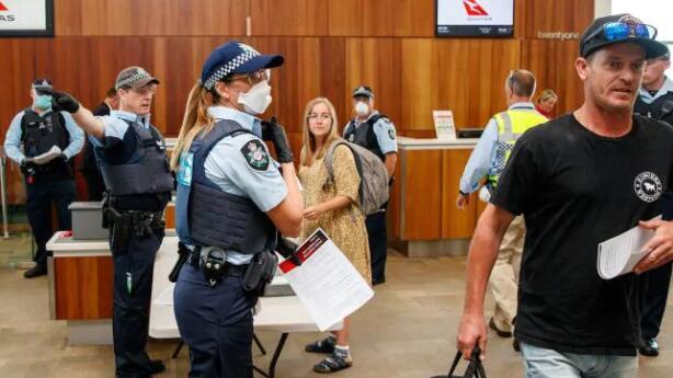 北领和南澳先行一步,已于边境部署大量警力