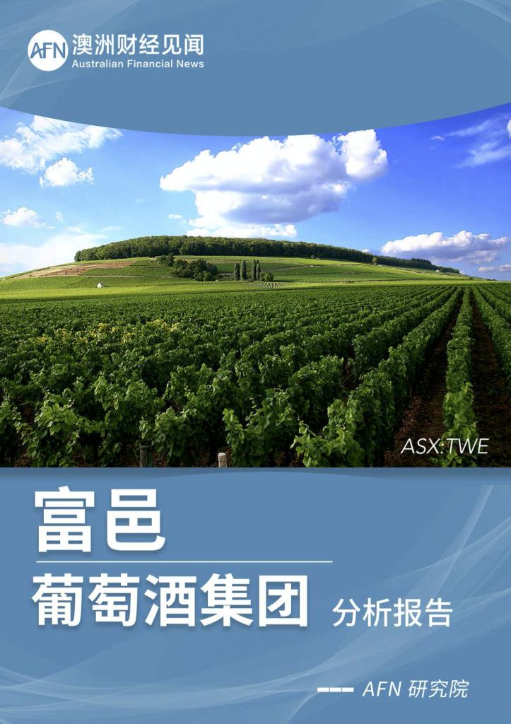 【AFN个股分析】富邑葡萄酒集团