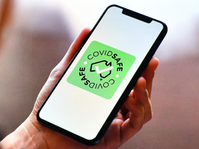 政府新冠App再遭质疑,前政府专员拒绝下载