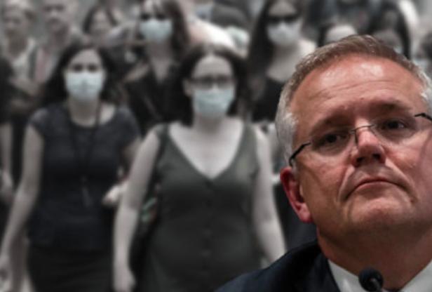 """政府发布疫情曲线建模:澳洲避开了""""绝对最坏的情况"""""""