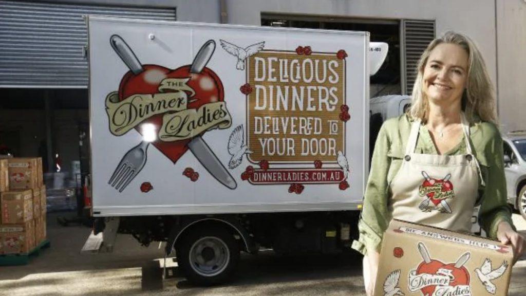 澳洲疫情之下送餐公司收入激增40%