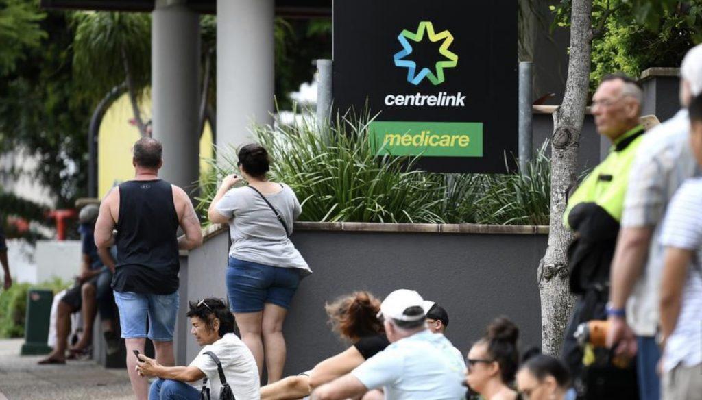 """月澳洲失业率在封锁政策出台前小幅上升0.1%"""""""