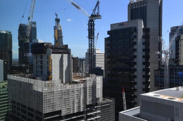 澳大利亚建筑业自3月以来损失近140亿