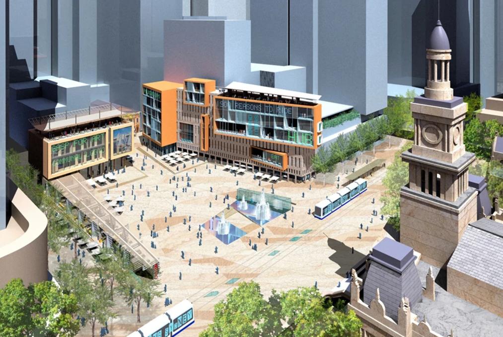 难抵Woolworths巨额租金收入,悉尼市中心广场或延期10年