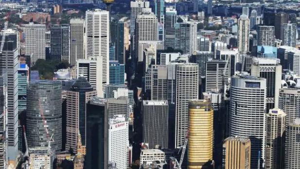 悉尼写字楼价值或下跌15%
