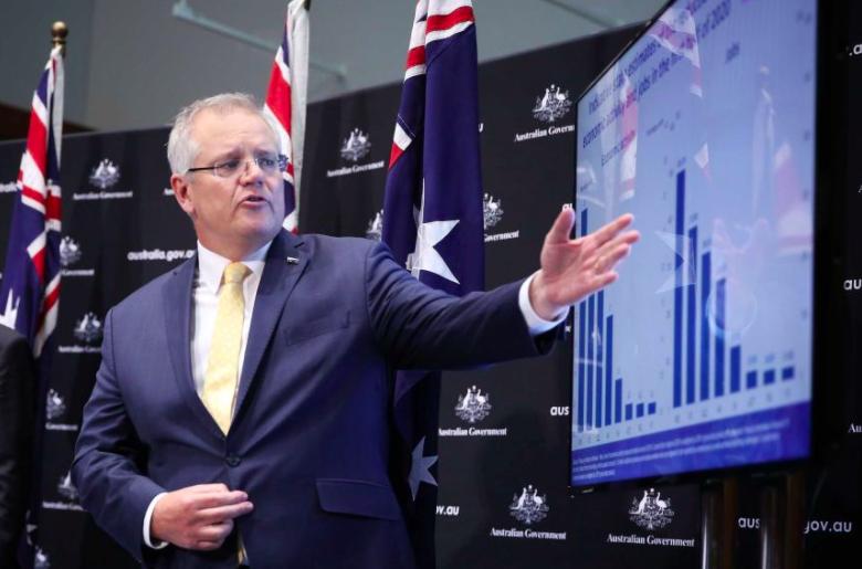 最新|澳大利亚总理莫里森发布会要点汇总
