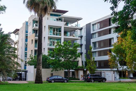 研究:珀斯内城公寓保值性强
