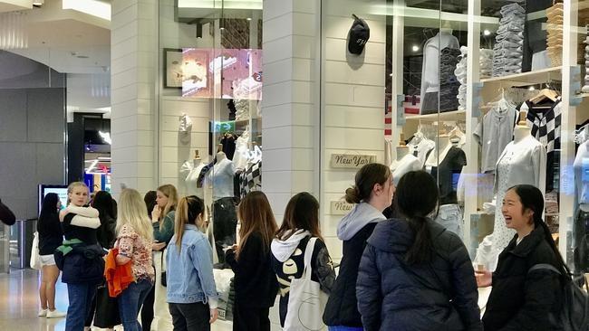 归来依旧是王者,澳洲购物中心人流回升