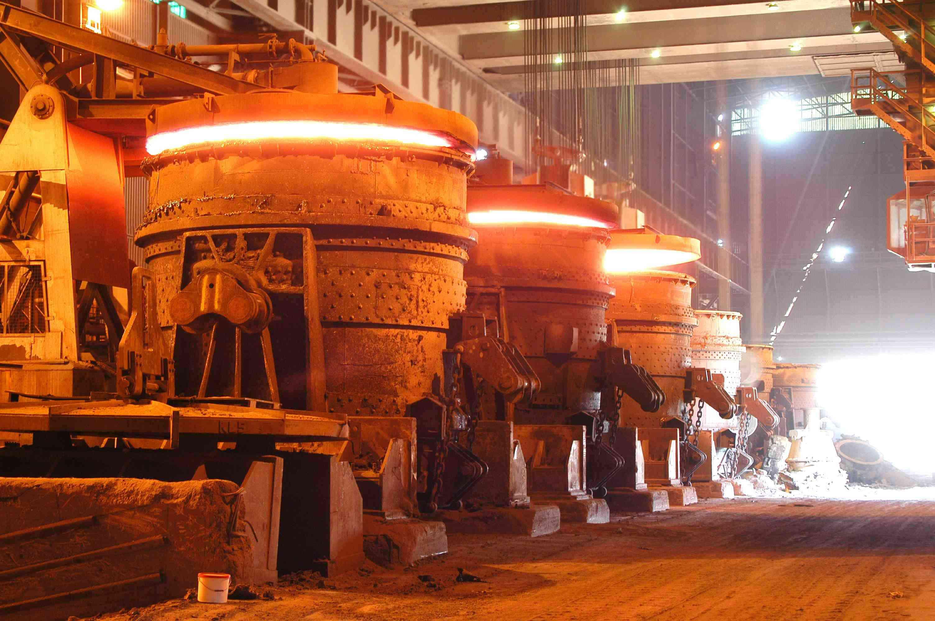 steel-crude-production