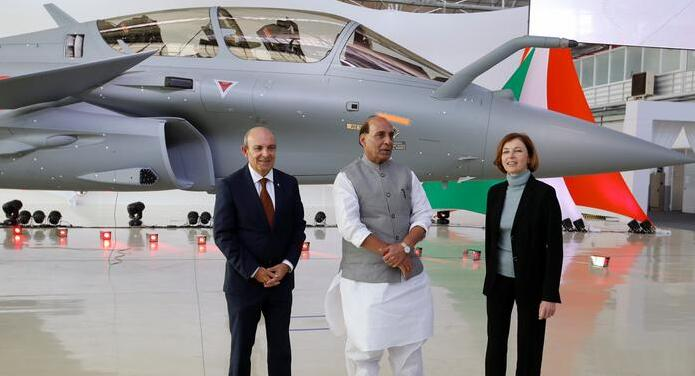 叫板中国,印度购买可搭载核武器战机!