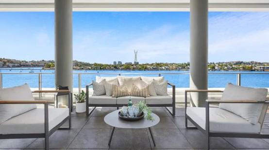 布里斯班Pier South顶层复式公寓735万转售,盈利近200万