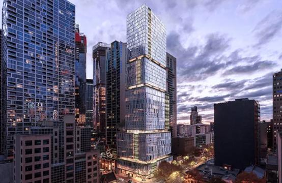 华人开发商获准在墨尔本新建5亿大楼