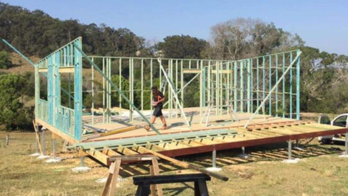 HomeBuilder引发局部地区建房高峰