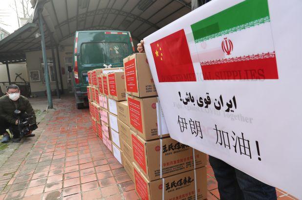 敌人的敌人就是朋友?伊朗大步靠拢中国