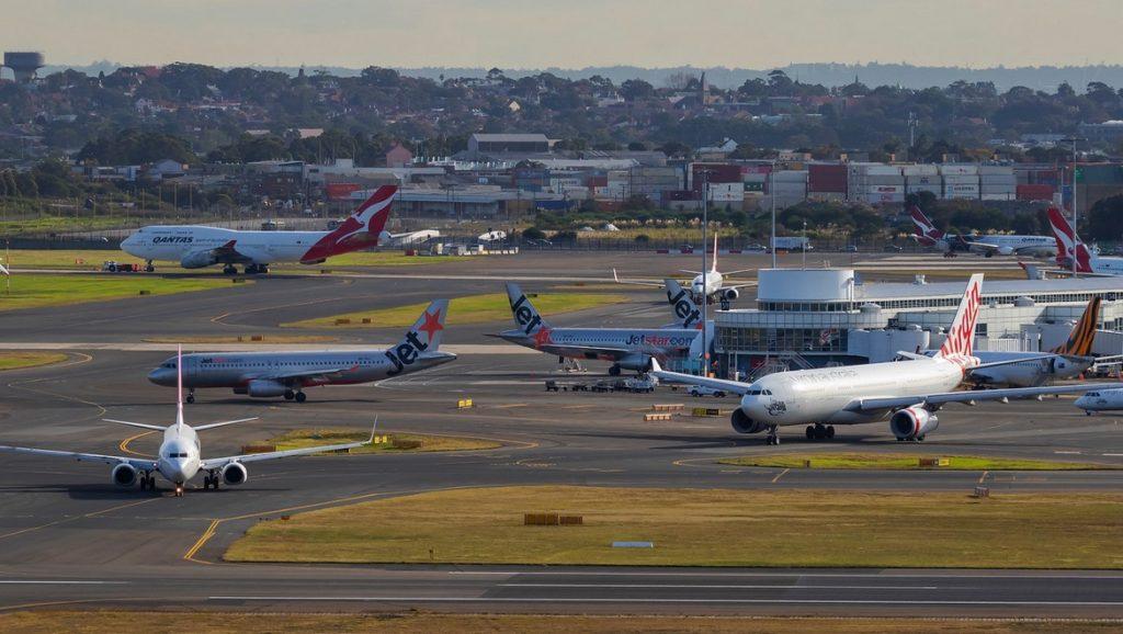 大力出奇迹!悉尼机场股价飙升