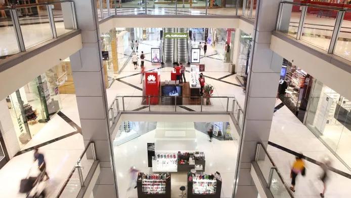 Westfield购物中心估值下跌高达10%