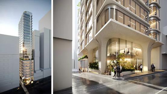 盛世集团墨尔本市中心大楼开发获批
