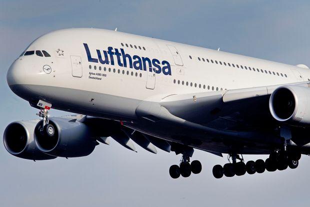 汉莎航空再遭暴击,巨型客机全部封存