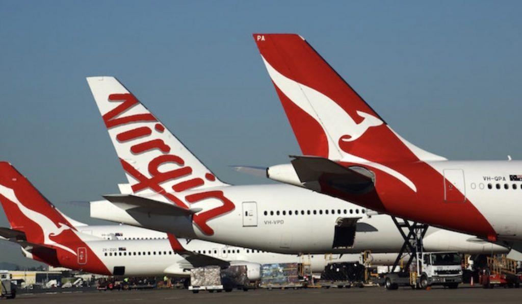 随着各州边境逐渐开放 澳航维珍每周将增加航班数量