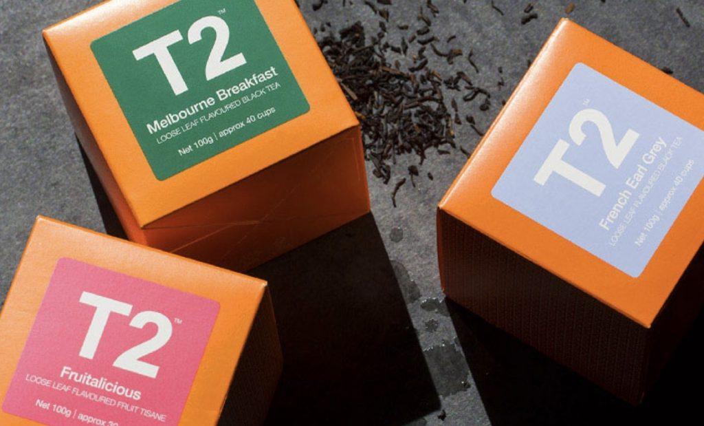 T2线上销售激增 考虑业务转型