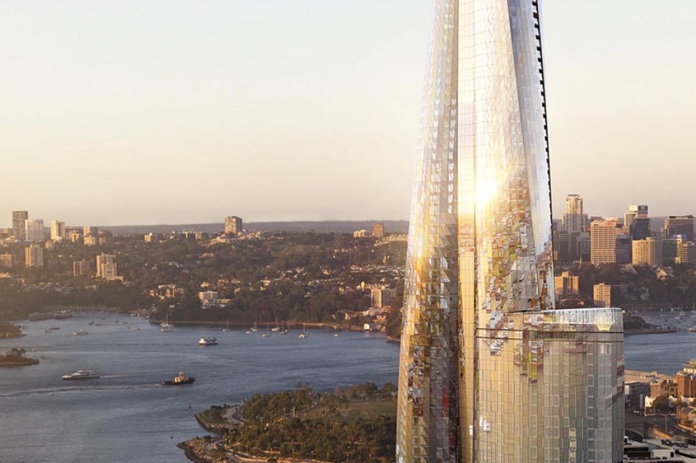 悉尼Barangaroo皇冠赌场计划于12月14日开业