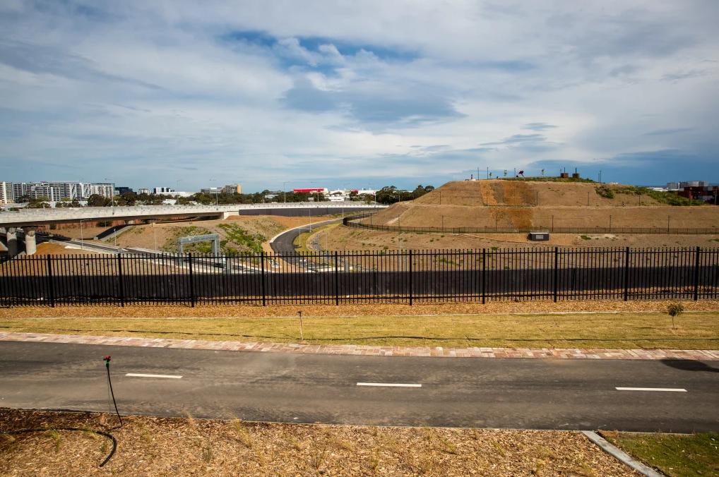 """悉尼WestConnex公园选址遭到""""严重污染"""""""