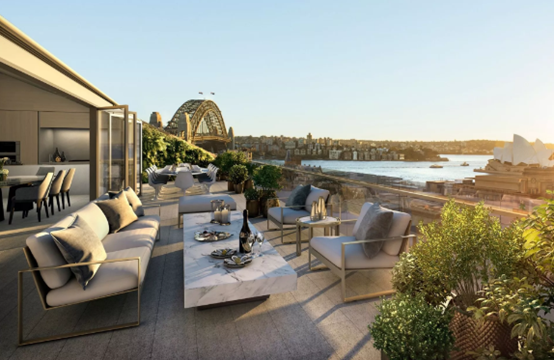 中资开发商出售精品楼盘复式豪宅,售价近4000万澳元