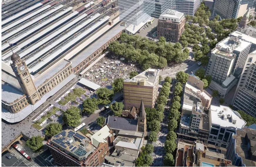 """悉尼中央车站规划成""""科技中心"""",对标美国硅谷"""