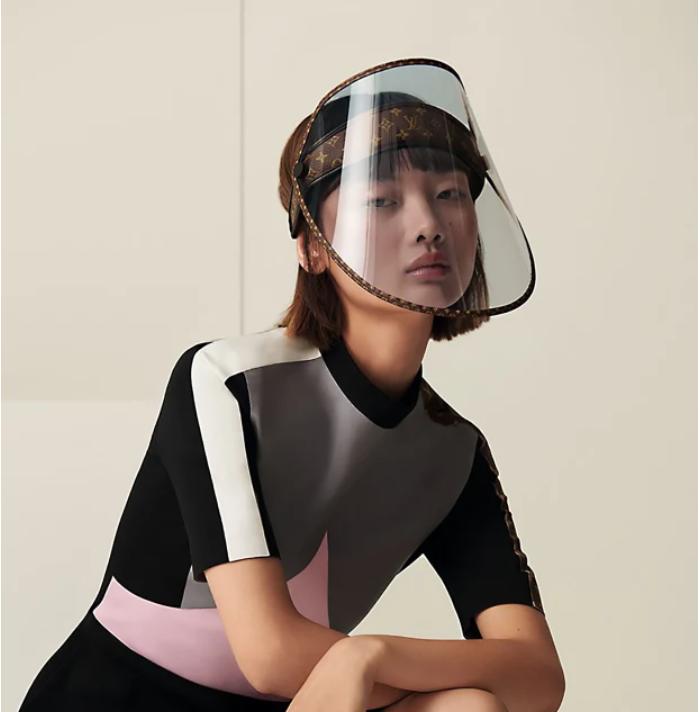 """LV推出""""奢侈""""防护面罩,售价超过1300澳币"""