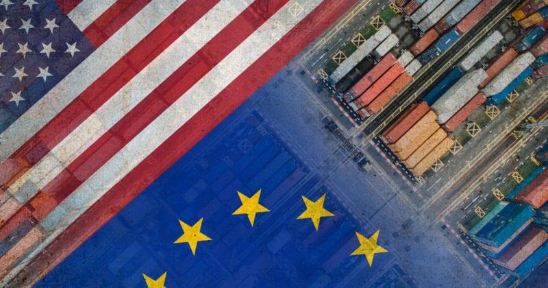 雄起:欧盟通过法案将强硬报复美国贸易霸凌!