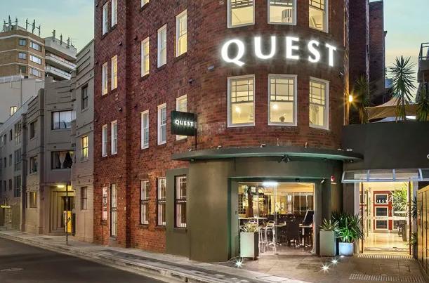 危机进一步蔓延,Quest 宣布关闭悉尼和阿德莱德酒店