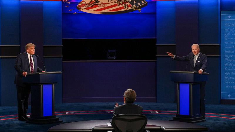 口沫横飞、素质太矮?下两场总统辩论赛将大改规则