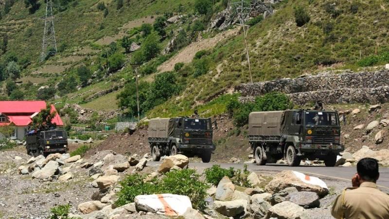 印媒:中印双方就撤军问题达成重大共识