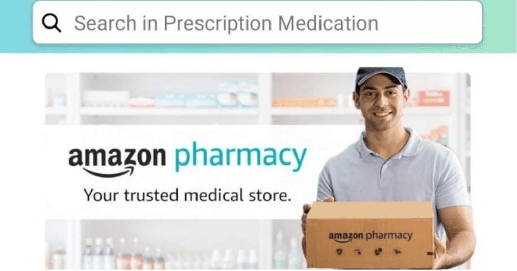 亚马逊推出线上药房